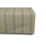 Aquitaine bleu square table cloth 150x150
