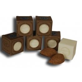 Marseille soap 100g almond