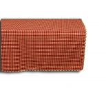 Red check square table cloth 150x150