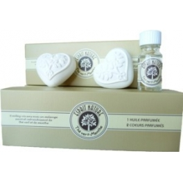 Green tea and mint fragrance gift set 13x10