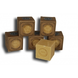 Marseille soap 100g honey