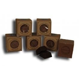 Marseille soap 100g chocolate