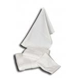 Bath towel, white cotton 50 X 100