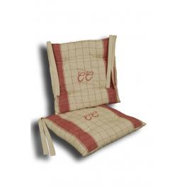 Chair cushion 40x40 'tradition'