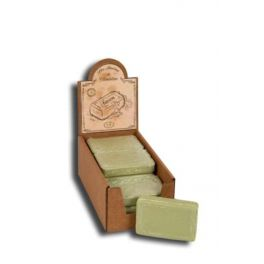 Marseille guest soap, Olive 50g