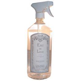 Linen water with spray head 1L Powder puff