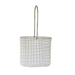 Wire mesh panier h42 22x11