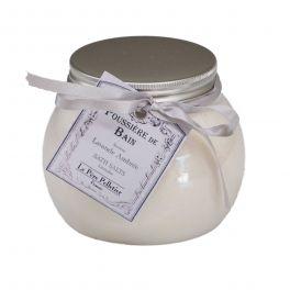 Bath salts, 500g Lavender amber