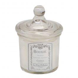 Candle in bonbonni