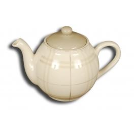 Olive motifs teapot h.24
