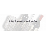 Wine baskets and racks