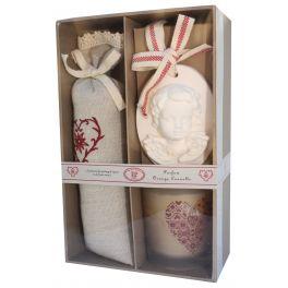 Orange cinnamon fragrance gift set