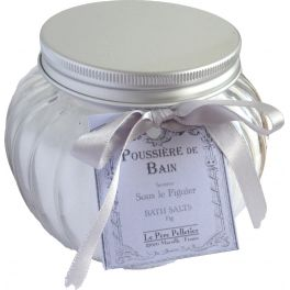Bath salts, 800g Lavender amber
